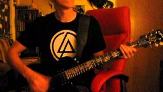 linkin park - castle of glass cover by mr.bodzio (acoustic)