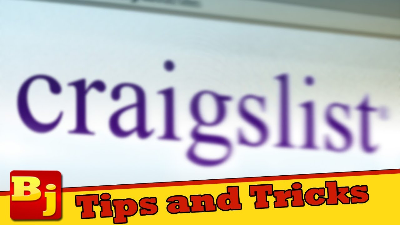 How-To : Buying and Selling Cars on Craigslist and FaceBook - Tips and  Tricks For Millennials