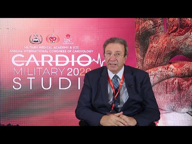 الأستاذ الدكتور عادل الإتربى يتحدث عن مرض الذبذبة الأذينية