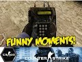 How to play CS GO like a noob? CS GO Funny moments