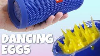 This Speaker Makes Scrambled Eggs