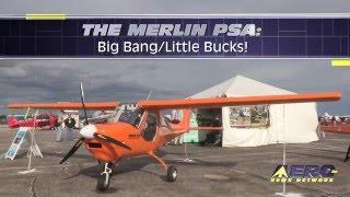 Aero-TV: The Merlin PSA - Big Bang/Little Bucks!