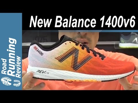 cheap for discount 33e69 3cf80 New Balance 1400v6 Preview - YouTube
