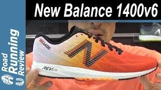 New Balance 1400v6 Preview