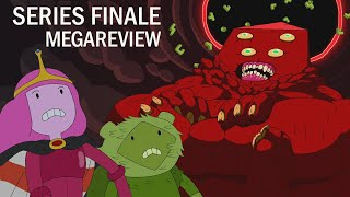 Adventure Time Series Finale Megareview: S10E13-16 - Come Along With Me