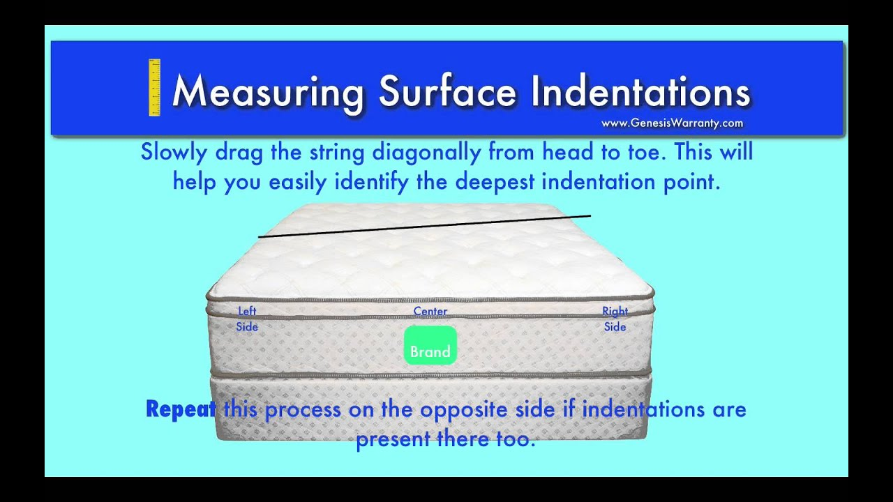 mattress inspections tutorial youtube