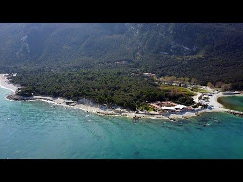 Portonovo | Riviera del Conero | Ancona - Drone 4K