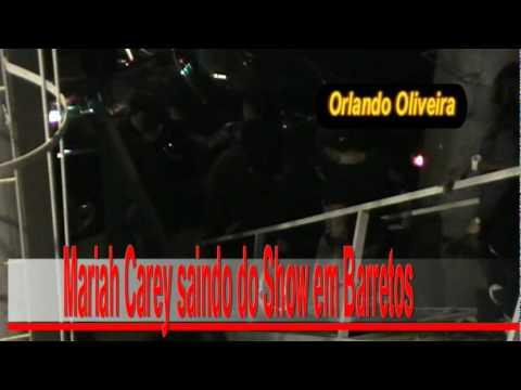 Mariah Carey Saindo Do Show De Barretos