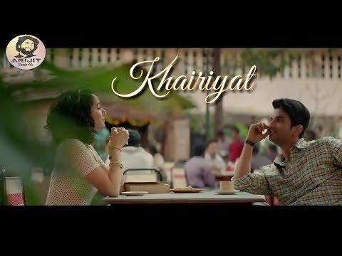 Arijit Singh | Khairiyat | Yeh Dooriyaan | Happy Version | Full Song | Chhichhore Movie | 2019 Mp3
