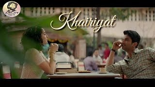 arijit-singh-khairiyat-yeh-dooriyaan-happy-version-full-song-chhichhore-movie-2019