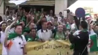 une jolie video alger soudan avant match algerie vs  egypt.flv