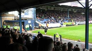 AFC Wimbledon- AFC Wimbledon fans take the mickey out of the Southend Physio