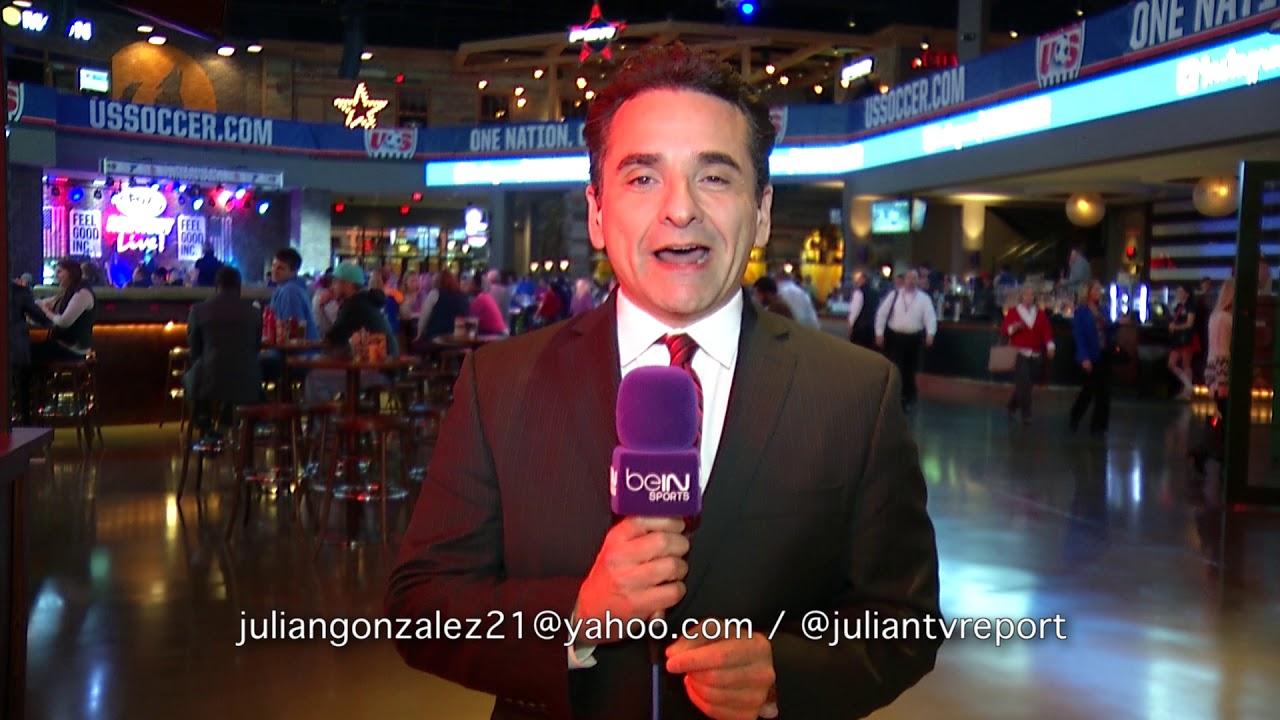 Download Julian A. Gonzalez - Sports & News Reporter / Anchor / Writer / Producer