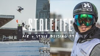 AIR + STYLE BEIJING PT. 1 | StaleLIFE