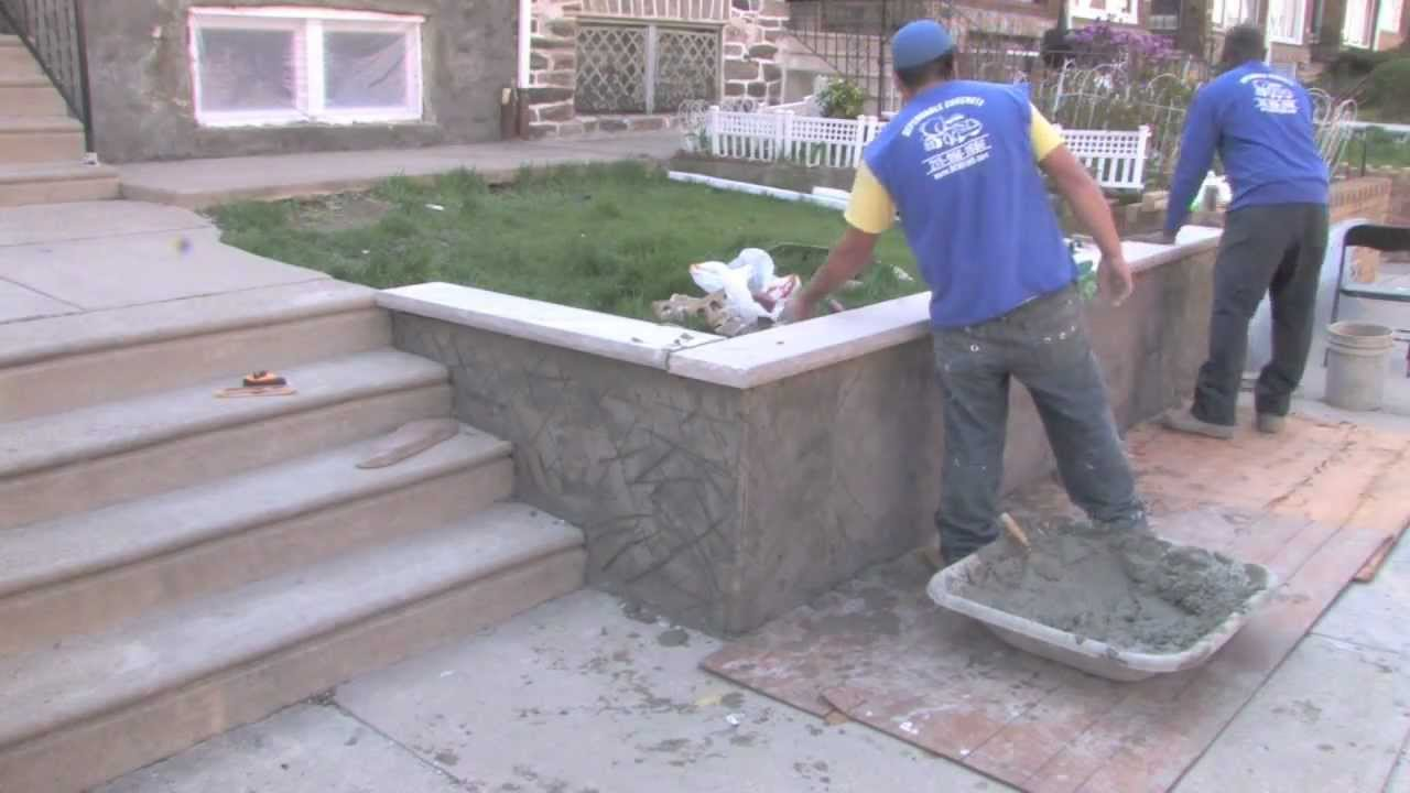 Stone Veneer Wall YouTube