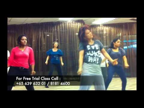Hip Hop Dance Classes Singapore-DBI Studio Clip 2