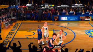 NBA Jam XBOX 360 Review and Gameplay