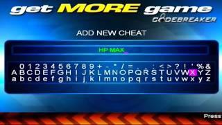 tutorial codebreaker ps2