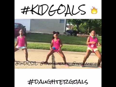 STICK AND MOVE CHALLENGE #KidGoalss