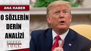 Trump aslında ne dedi? Abdullah Ağar yorumluyor... Türkiye'yi yakından ilgilendiriyor!