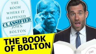 The Case Against John Bolton & My Lawsuit Against the White House (LegalEagle's Law Review)