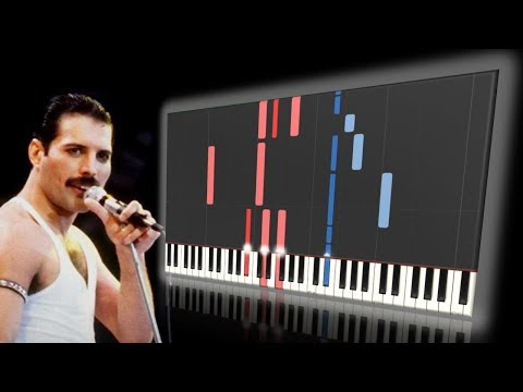 Queen - The Show Must Go On | PIANO TUTORIAL thumbnail
