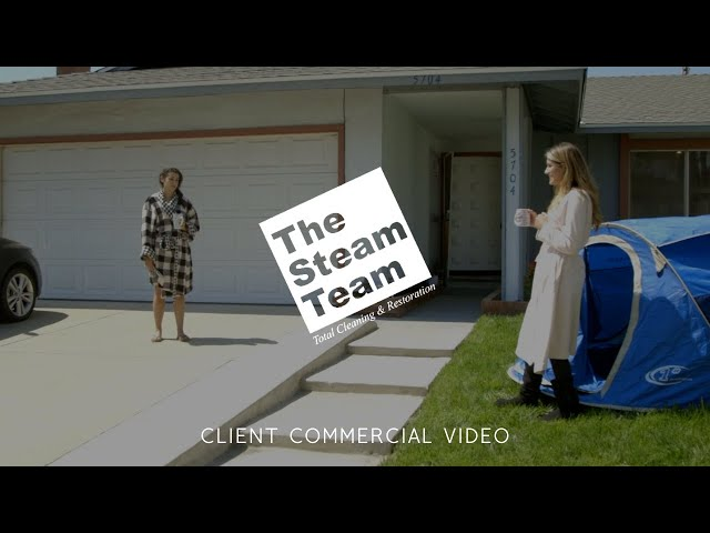 Steam Team Commercial Video - Made by Envy Creative