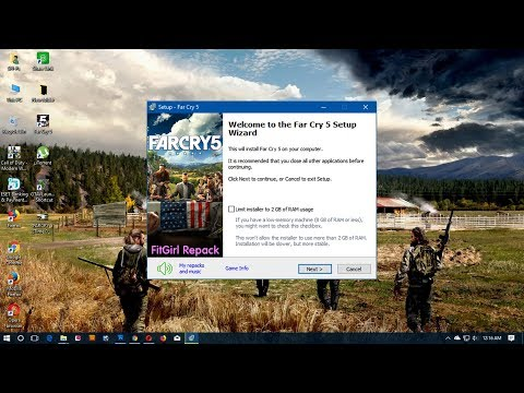 FAR CRY 5 - Fitgirl Repack Download And Install (Low End Pc - 2018) Games Solutions