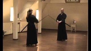 Musô Shinden Ryû - Tachi Uchi no Kurai 05: Tsukikage