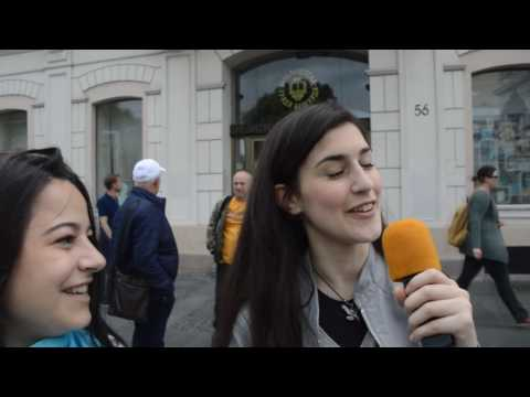 What do you like/dislike about Serbian men? (Belgrade Street Questions)