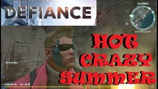 Defiance Gameplay with DraculaSWBF2 - Hot Crazy Summer 06/06/2017