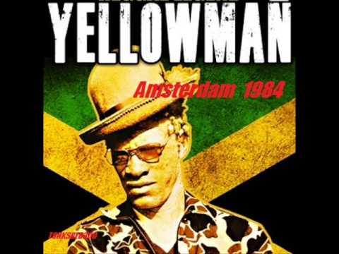Yellowman Paradiso Amsterdam 1984  Pt2