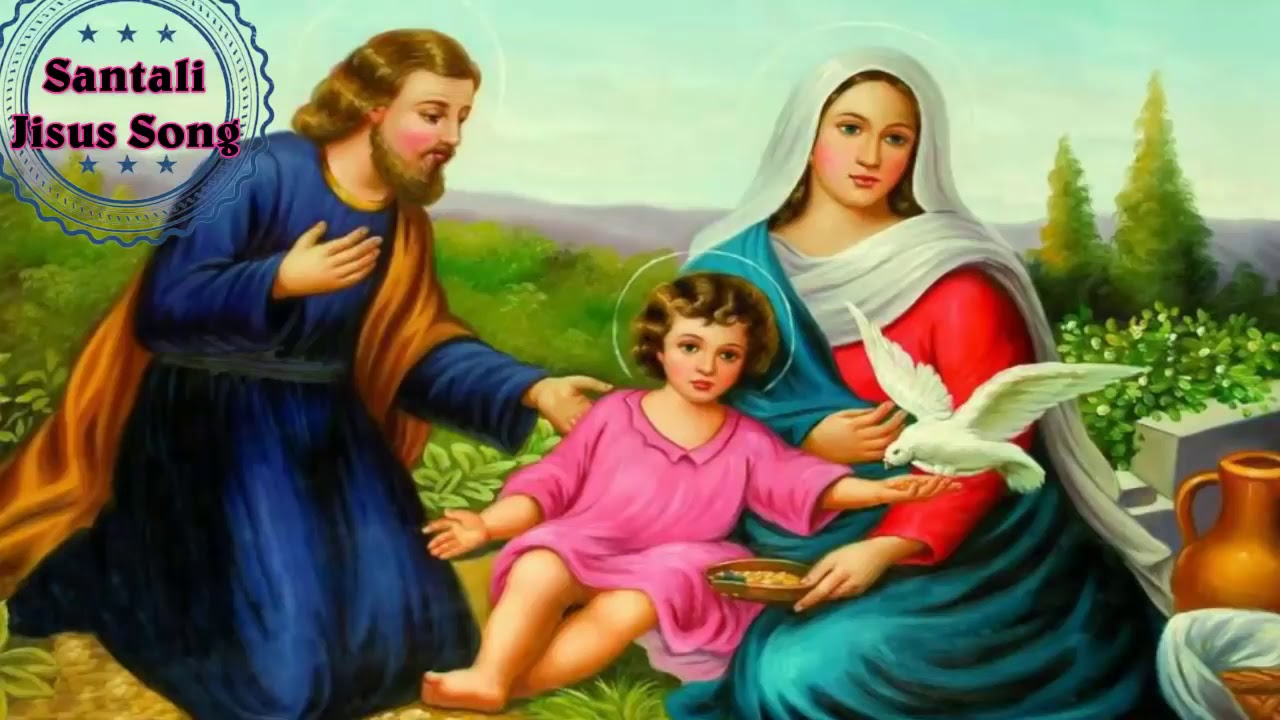 Download Santali Christmas Song 2020_2021   Ishor Ge Dharti Doe Sirjau Akada   