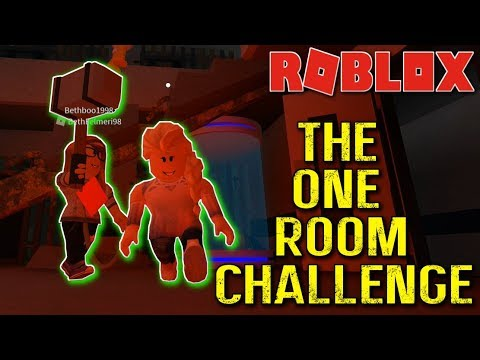 XBOX | ROBLOX | FLEE THE FACILITY #14 // THE ONE ROOM CHALLENGE!?!