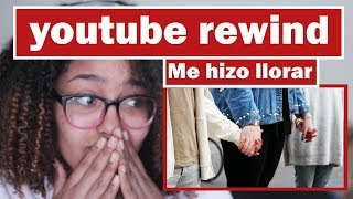 YouTube Rewind: The Shape of 2017 REACTION - Me hizo llorar!!!