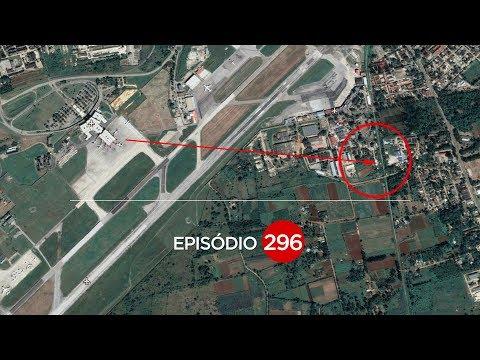 737-200 PERDEU ALTURA APÓS DECOLAGEM EM HAVANA EP #296