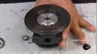 Turbocharger How It's Made - Discovery Channel Science
