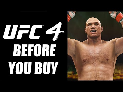 Ea Sports Ufc 4 15 Things You Need To Know Before You Buy Youtube