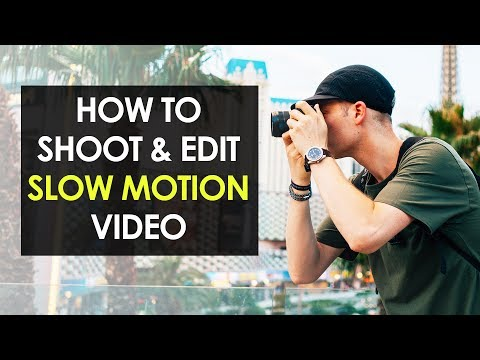 How to Make Slow Motion Video (Slow Motion...