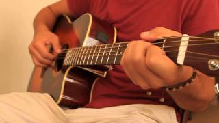 Dance with me - Paul Wilbur, Fingerstyle cover