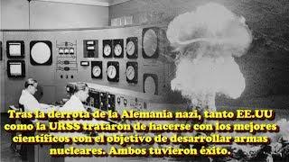 La historia secreta de los científicos alemanes que construyeron la bomba atómica soviética