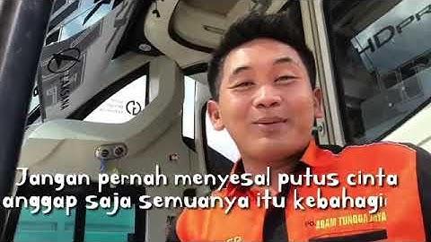 Download Video Story Wa Kata Crew Bus Stj Mp3 Free And Mp4