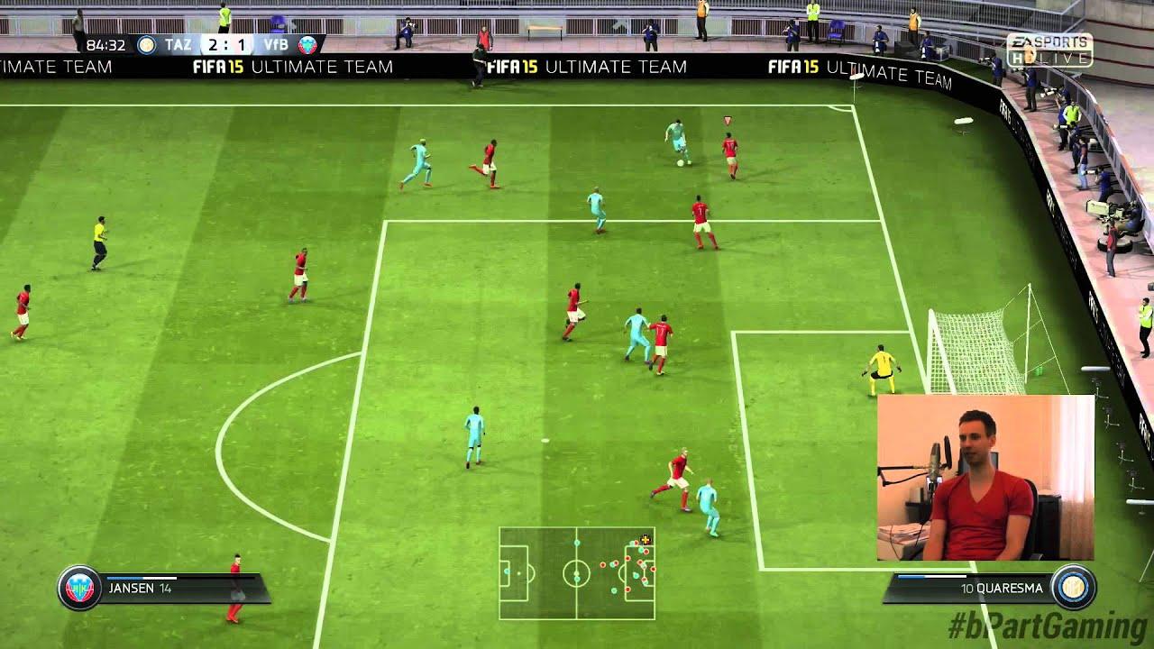 Fifa 15 Wager Match Um 35000 Münzen Gegen Robin Bpartgaming