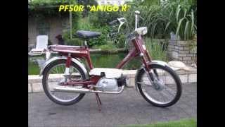 Honda Amigo - PF50