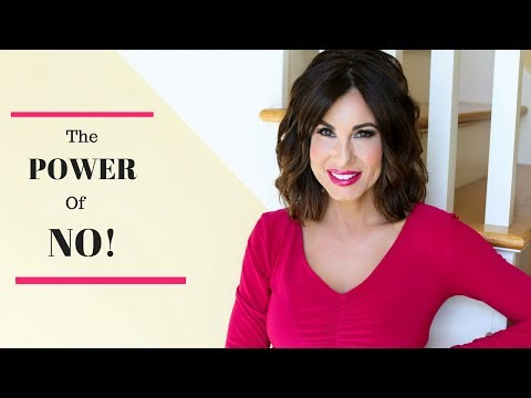The POWER of NO! | Self-Improvement