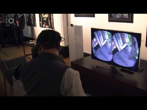 Oculus Rift Creator Palmer Luckey Talks Future Of VR