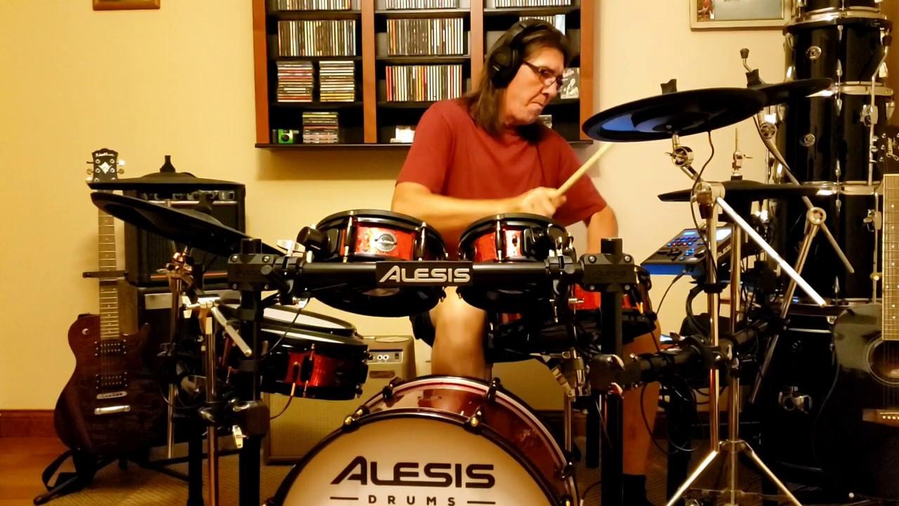 Jefferson Starship - Jane - Drum Cover