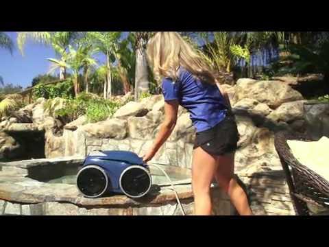Polaris 9350 Sport Robotic InGround Pool Cleaner