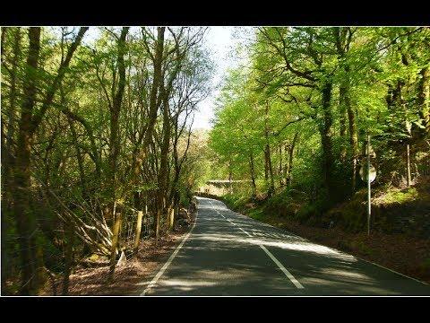 A Drive Through North Wales - Barmouth - Llanbedr -  Portmeirion - Pen-y-Pass - Llanberis