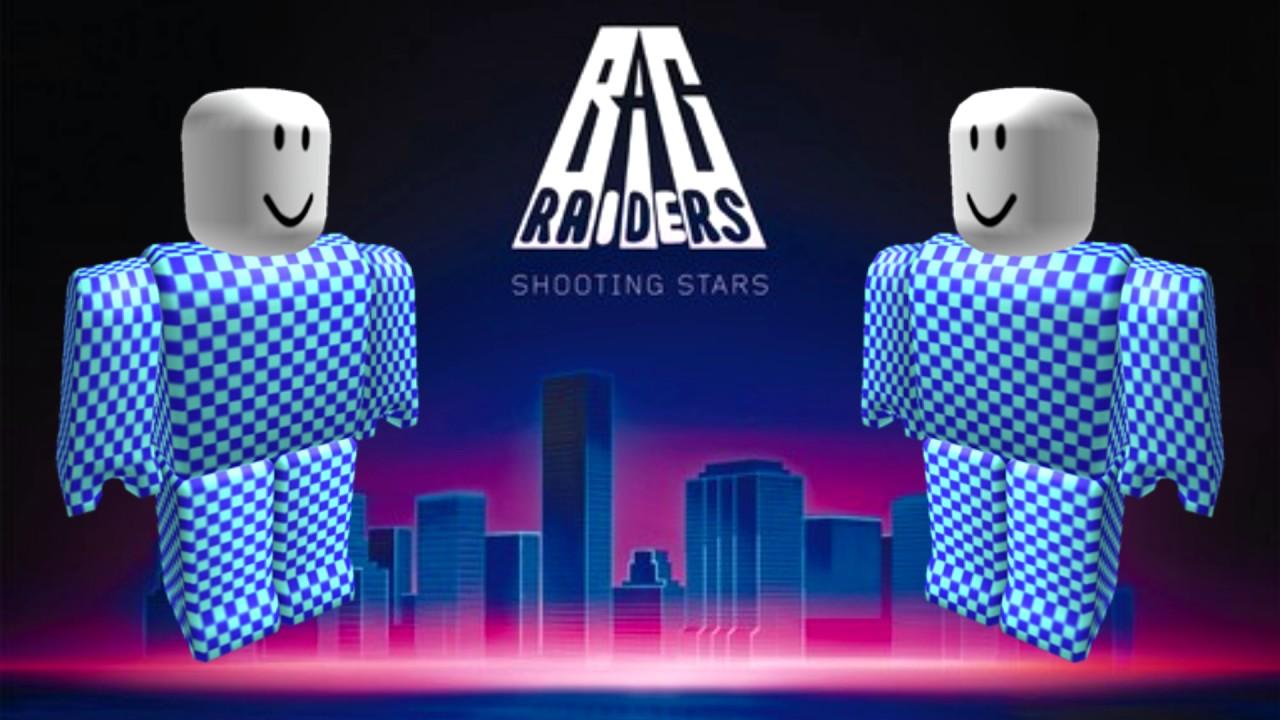 Bag Raiders Shooting Stars Roblox Death Sound Remix Youtube